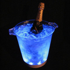 Lichtgevende Champagnekoeler