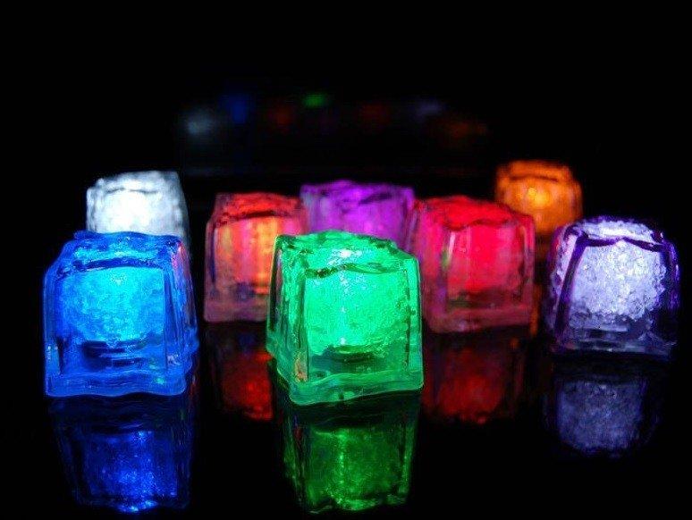 Lichtgevende-IJsblokjes
