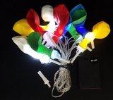 slinger van led ballonnen