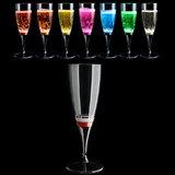 Roze lichtgevende champagneglazen 10_