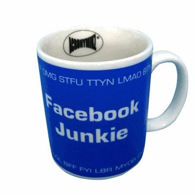 Facebook Junkie Mok