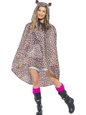 Luipaard Festival Poncho