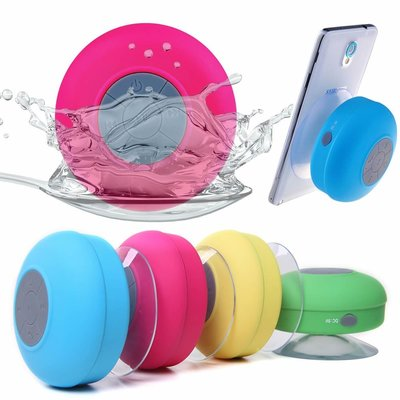 Spat waterdichte bluetooth speaker