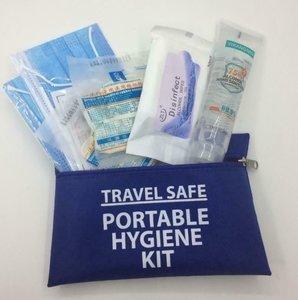 Corona Reis sets Hygiene Noodpakketten voor bedrijven, scholen en particulieren