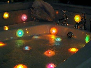 3 Sets bad verlichting aanbieding