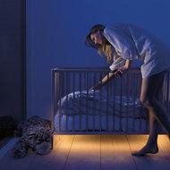 Babykamer bedverlichting