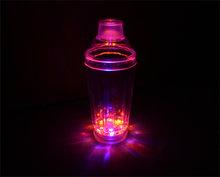 Wijnkoeler Met Licht : Rood lichtgevende wijnkoeler rose koeler megatopper